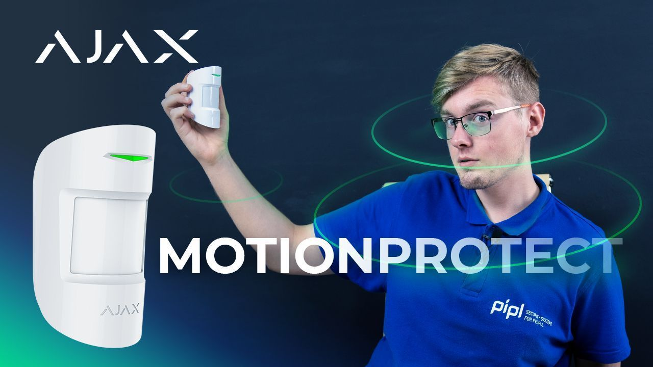 AJAX Alarm System Reviews: Ajax MotionProtect & MotionProtect Plus [4/15]