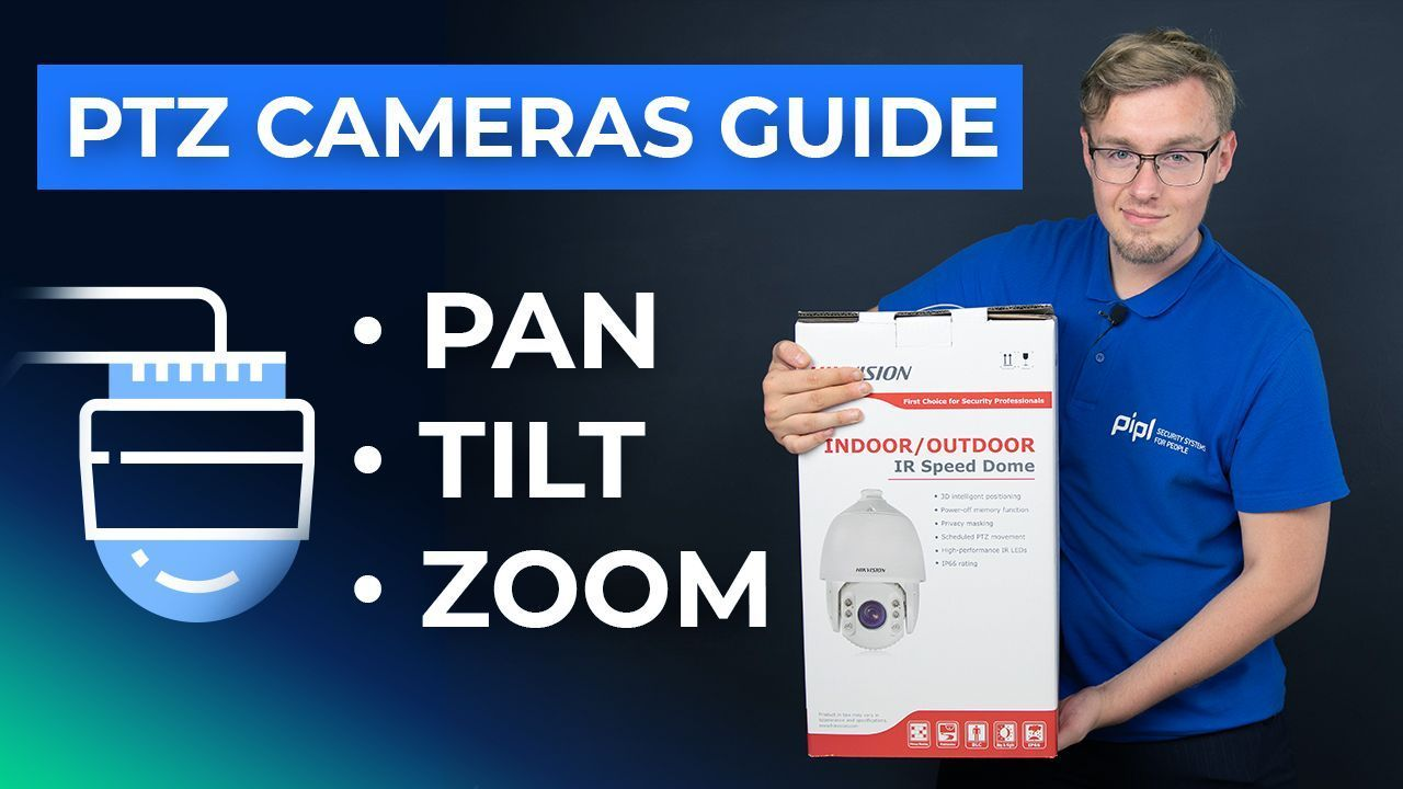 A Guide To PTZ Pan Tilt Zoom Security Cameras And Why Do You Need One?