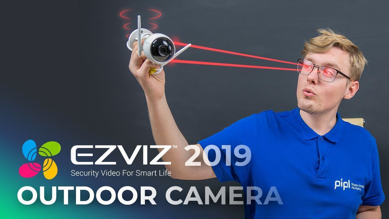 EZVIZ C3WN Wifi Outdoor Security Camera 2019 Review