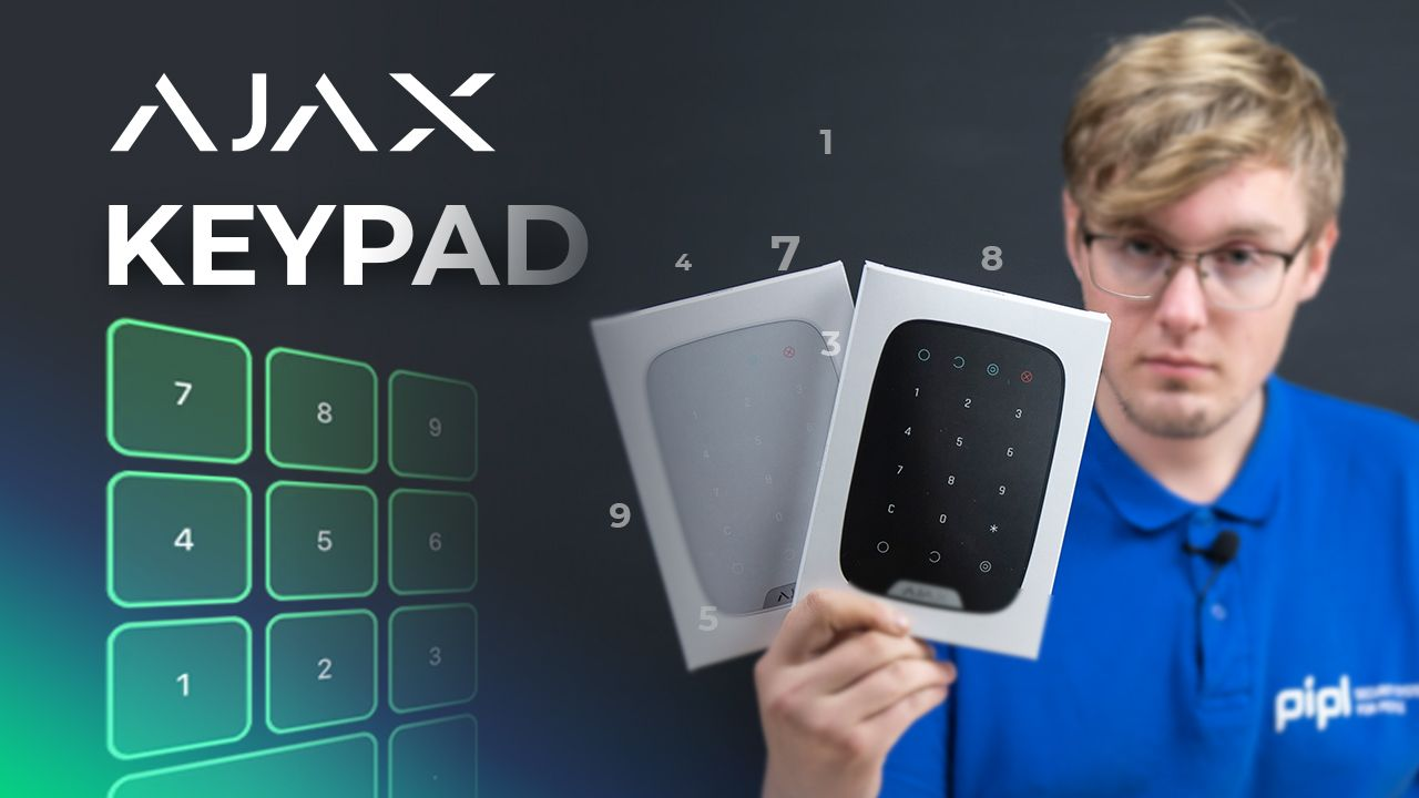 AJAX Alarm System Review: Ajax KeyPad Review & Tips