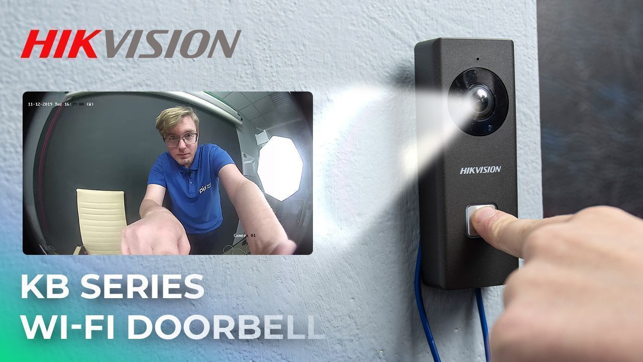 Hikvision DS-KB6003-WIP Wifi Video Doorbell Review + Hik-connect Setup | It's still worthy' in 2019!