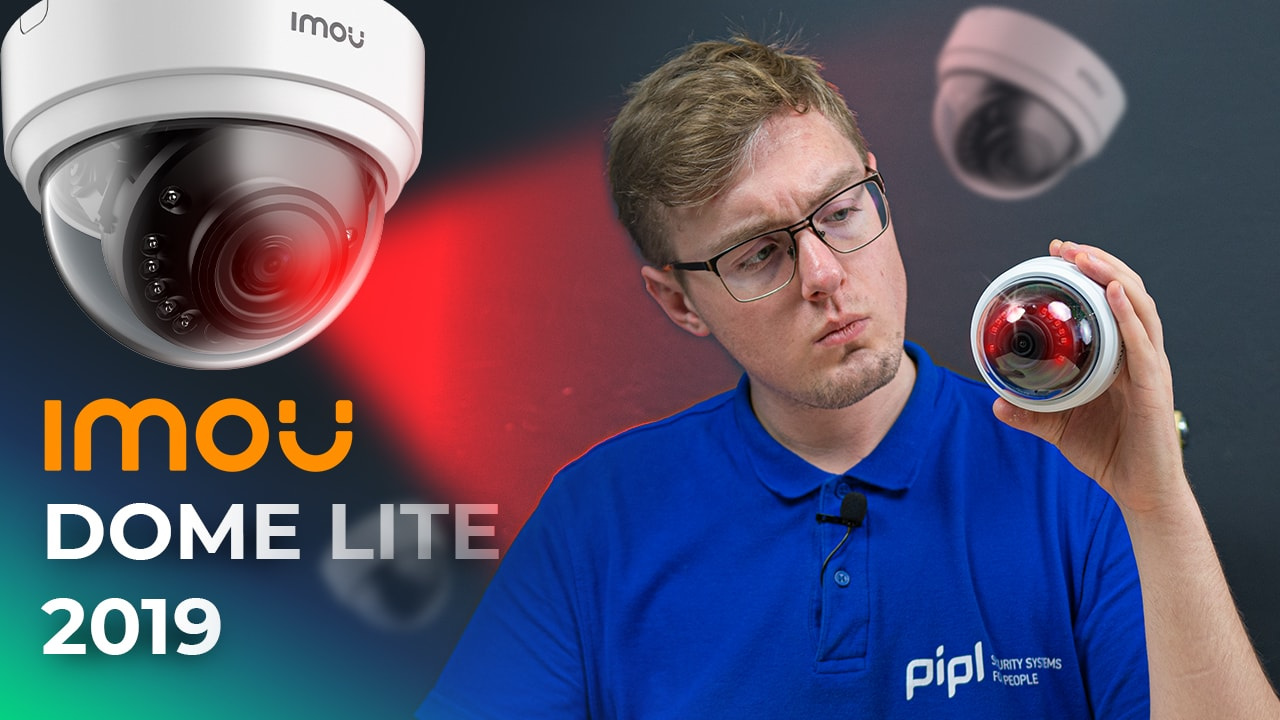 IMOU Dome Lite D22P 1080p Home Wifi Security Camera Review / Video Quality Test