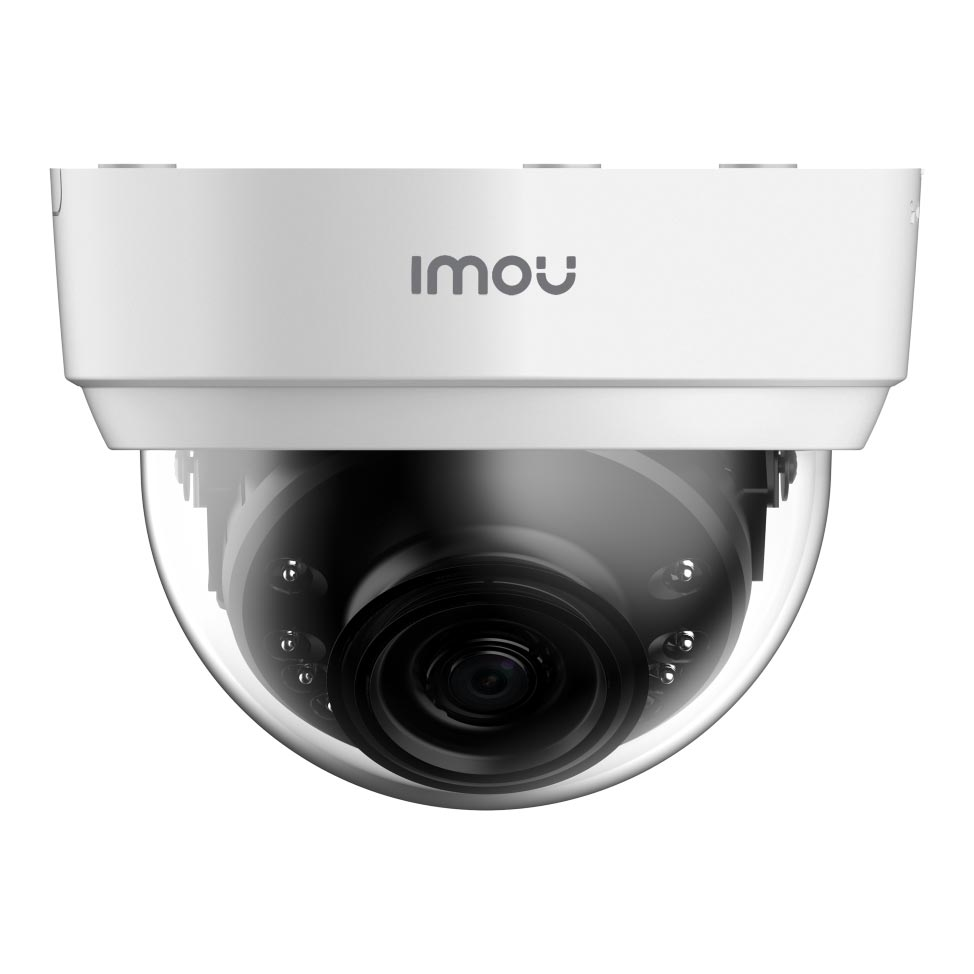 IMOU Dome Lite D22P 2MP 1080P Wifi Security Cam with H.265 & 20m Night Vision