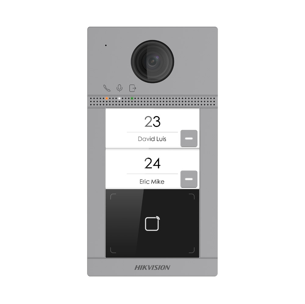 Video Intercom Villa Door Station Hikvision DS-KV8213-WME1