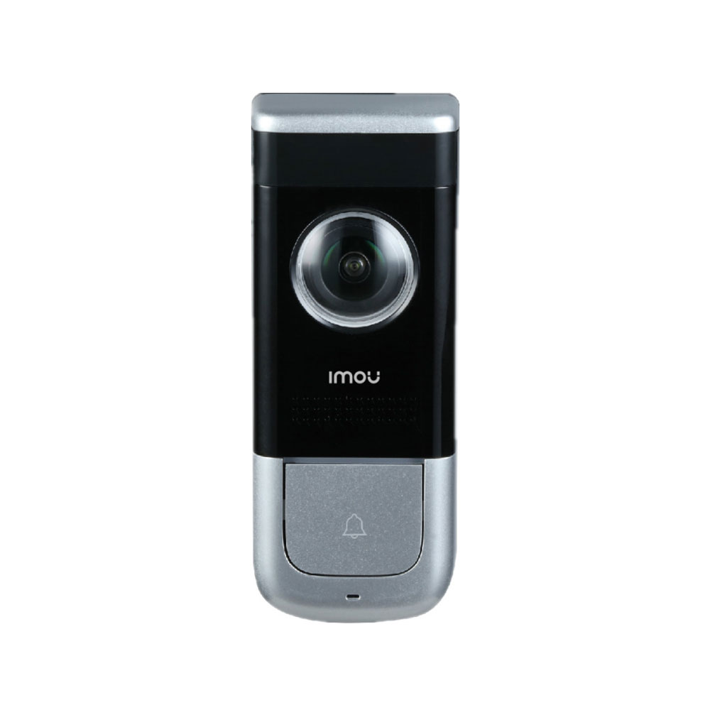 IMOU Doorbell Wired 2MP 1080P with 158° FOV, IP55, PIR Motion Detection