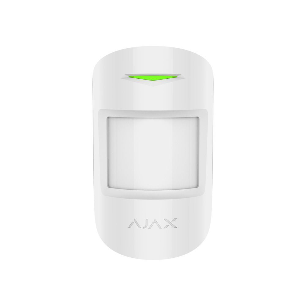 Ajax Kit 3 Plus House with Keypad White