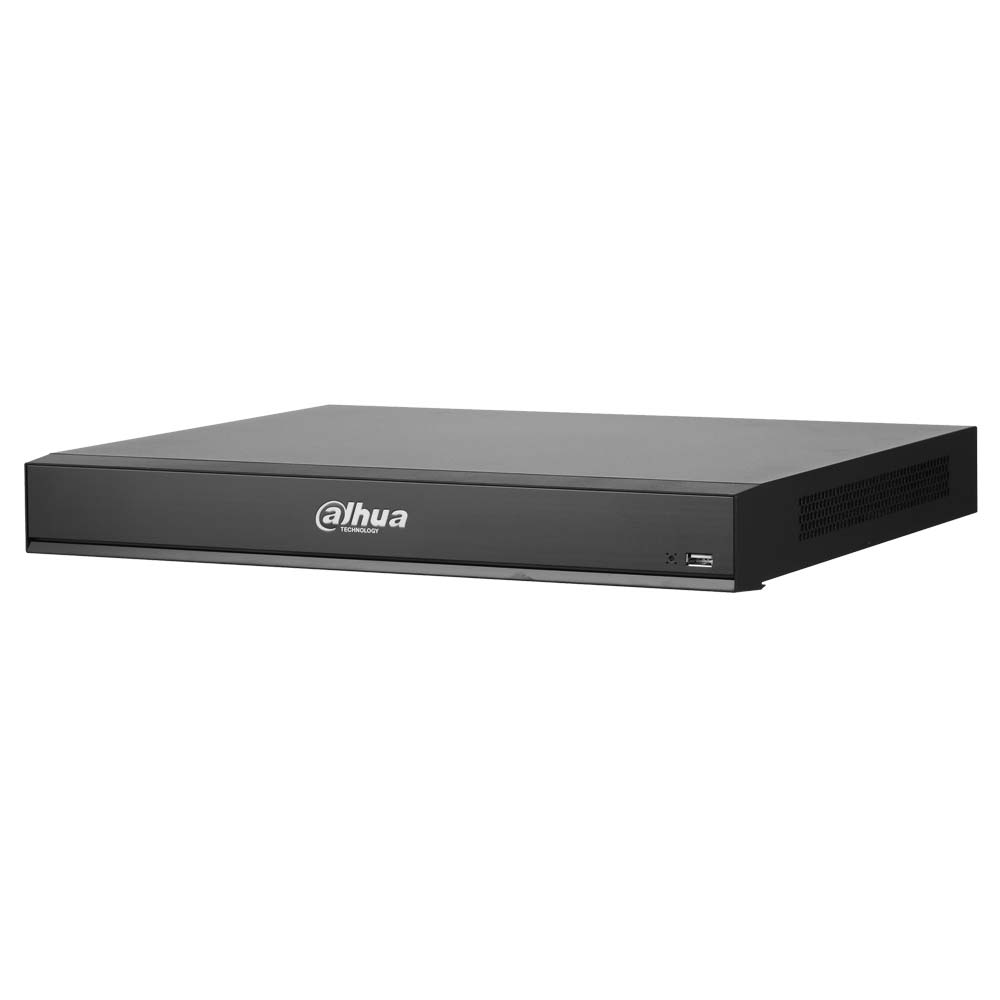 Dahua Technology NVR5216-8P-I 16Channel 1U 8PoE WizMind Network Video Recorder
