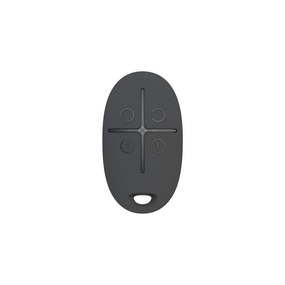 Ajax Kit 1 House with Keyfobs Black